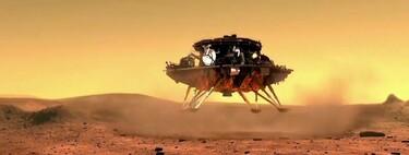 China hace historia: aterriza en Marte y se convierte en el segundo país en colocar y operar robots en el planeta rojo