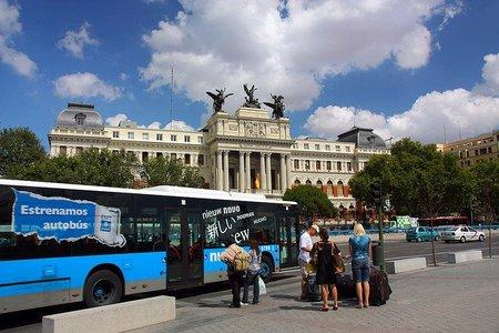 Ya puede disfrutarse de wifi gratis en los autobuses de Madrid