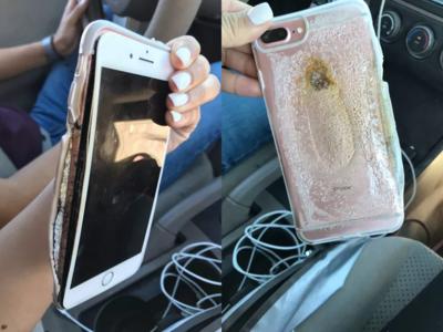 Apple está investigando la explosión de un iPhone 7 Plus en Estados Unidos