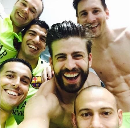 Barsa Campeon De Liga