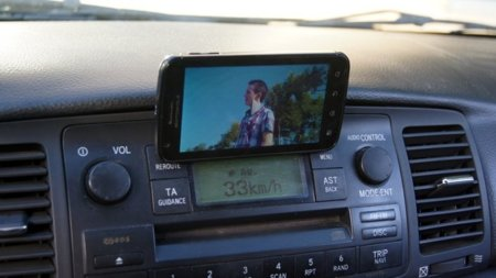 Reto nº8 para el Motorola Atrix - centro multimedia para el coche - reproductor