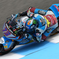 Aléx Márquez tiene la confianza del Marc VDS y renueva otra temporada en Moto2