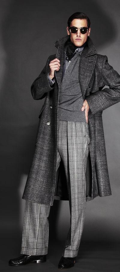 Foto de Tom Ford, colección masculina para el Otoño-Invierno 2011/2012 (31/44)
