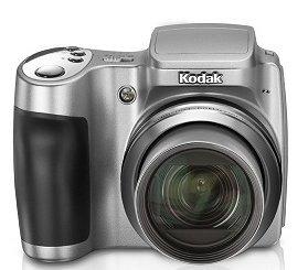 Kodak EasyShare Z710, con zoom de 10 aumentos