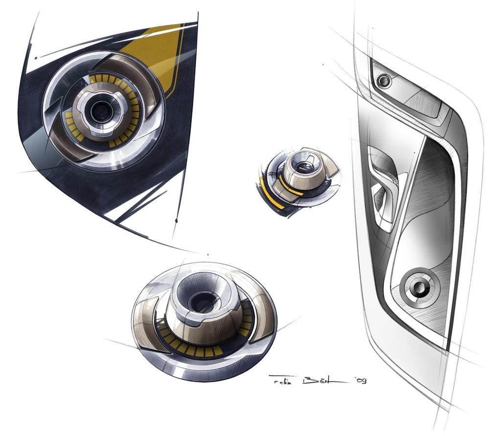 Foto de BMW Vision EfficientDynamics 2009 (6/92)