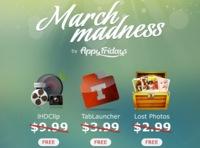 AppyFridays estrena hoy su promoción de Marzo regalando tres fantásticas aplicaciones para OS X