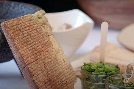 ¿Aburrido de cocinar durante el confinamiento? Prueba con recetas de 4.000 años de antigüedad