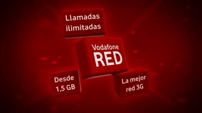 Vodafone RED ilimitadas