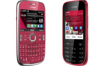 Nokia Asha 302, 202 y 203 mantienen muy viva la Serie 40