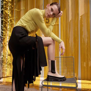 Clonados y pillados: Sfera y su versión de los famosos botines de Bottega Veneta (aunque todavía no los ha puesto a la venta)