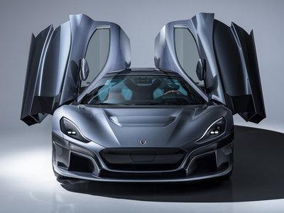 El Rimac Concept Two será el coche eléctrico más rápido en la carretera: más de 410 km/h