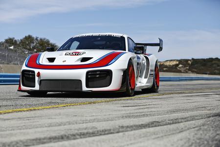 Revive la leyenda: Un nuevo Porsche 935 fue presentado en Rennsport
