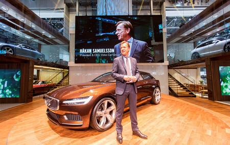 Volvo Presentacion