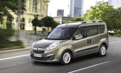 Así es la nueva generación del Opel Combo