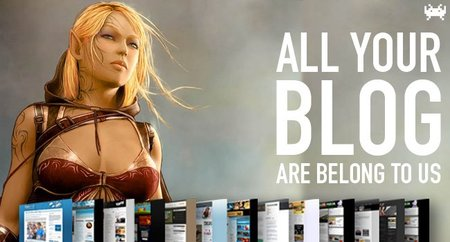 All your blog are belong to us (CXII)
