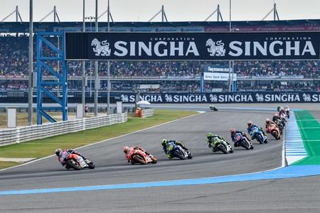 El GP de Tailandia elegido  como el mejor de 2018: sobresaliente en circuito, afición y respeto