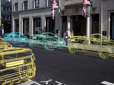 El Range Rover Evoque descapotable, a la vuelta de la esquina