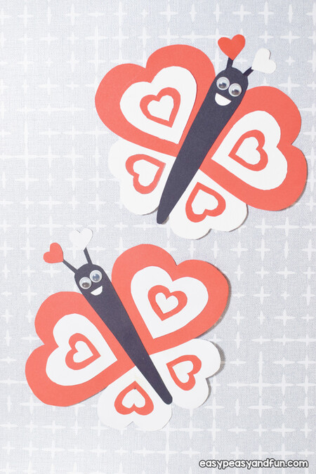 Manualidades Ninos San Valentin 17