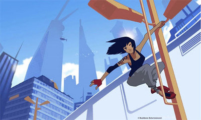 ¿'Mirror's Edge' en Wii? Posibles artworks