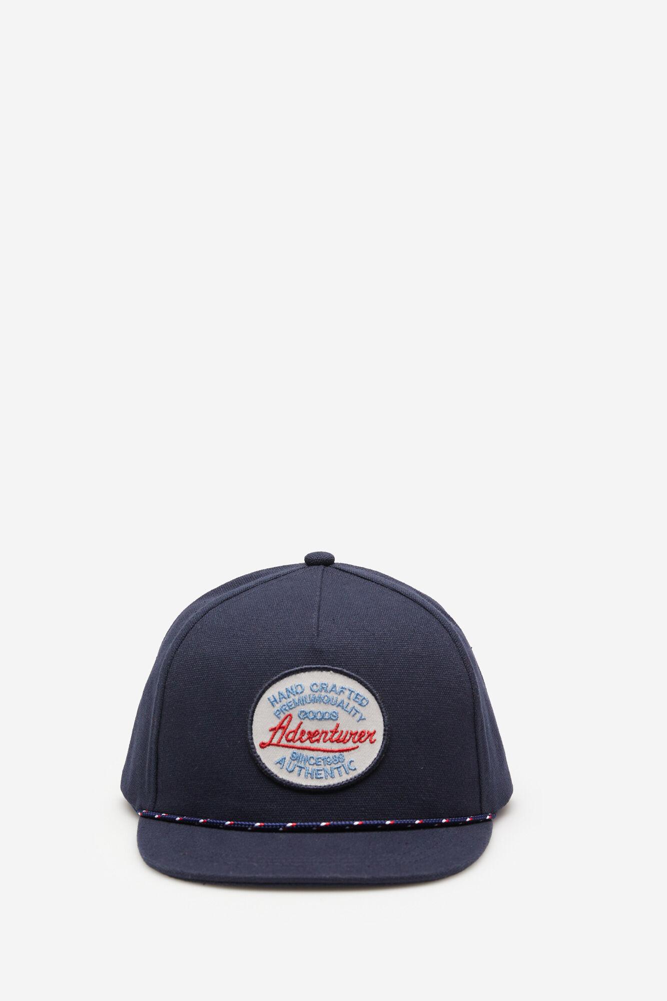 Gorra con parche
