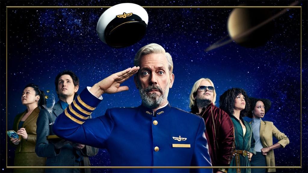 'Avenue 5': Armando Iannucci estrena en HBO una divertida sátira entre 'Vacaciones en el mar' y 'Perdidos en el espacio'