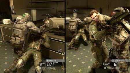 'Splinter Cell: Conviction' tendrá también modo cooperativo a pantalla partida