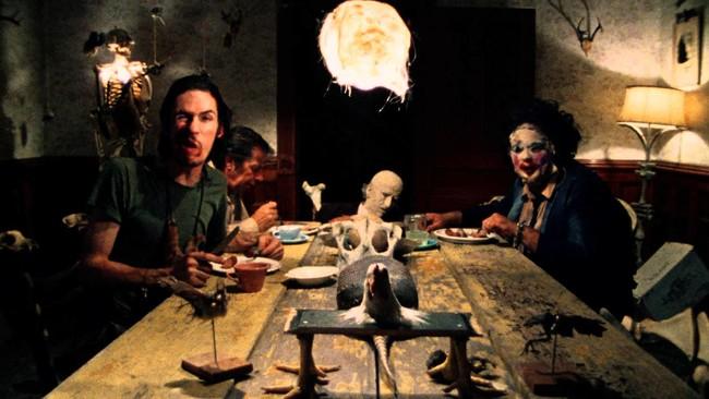 Dinner Scene