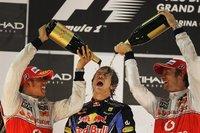 Sebastian Vettel es el nuevo Campeón del Mundo de Fórmula 1