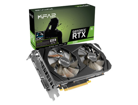 Kfa2 Geforce Rtx 2060 1 Click Oc