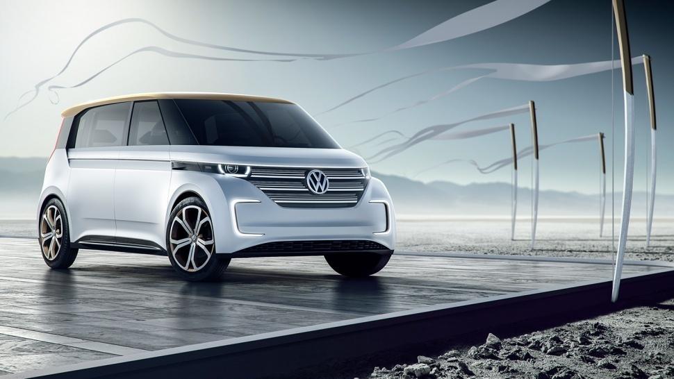 Foto de Volkswagen BUDD-e concept (5/30)