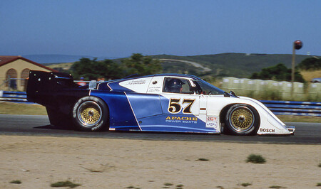 March 84 G IMSA 1984 Randy Lanier narcos