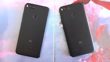 Xiaomi Mi 5x Vs Mi A1
