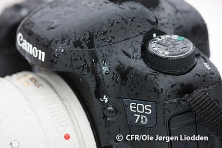 Prueba extrema de la Canon 7D