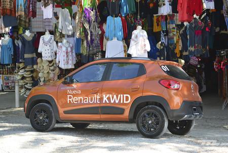 Renault Kwid Mexico 12