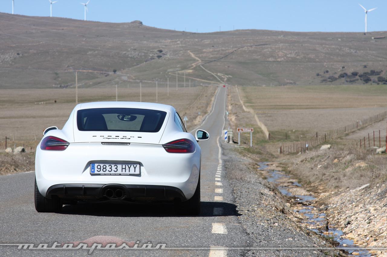 Foto de Porsche Cayman GTS (prueba) (12/34)