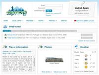 TripTouch: comunidad de viajes informativa