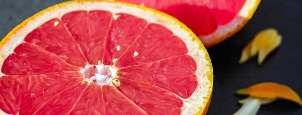 Propiedades del pomelo blanco para adelgazar