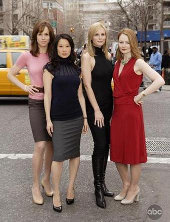 ¿Cashmere Mafia la nueva Sexo en Nueva York?