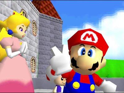 Una inteligencia artificial está aprendiendo a jugar a Super Mario 64. Estos han sido sus logros