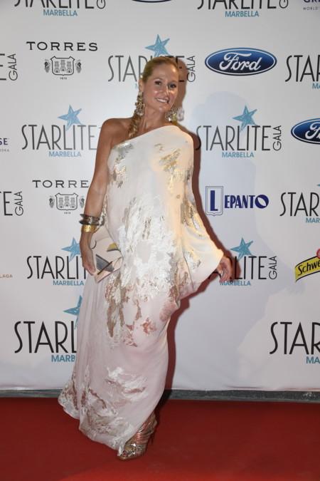 2016 08 06 Fiona Ferrer Starlite Gala Foto Carlos Vela