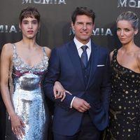 Tom Cruise y sus trucos para estilizar silueta en su gira mundial con La Momia