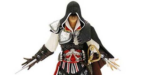 Así será la edición especial de 'Assassin's Creed II'