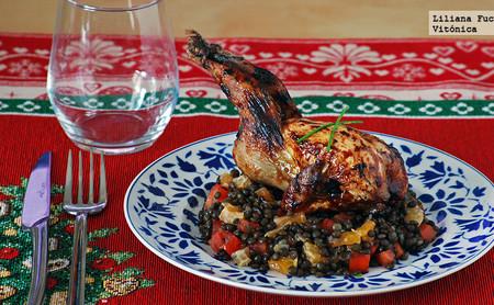 Navidad Realfood: 51 recetas de comida real que puedes incluir en el menú los días de fiesta