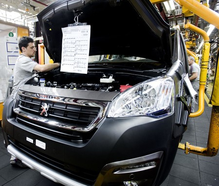Peugeot Partner M1