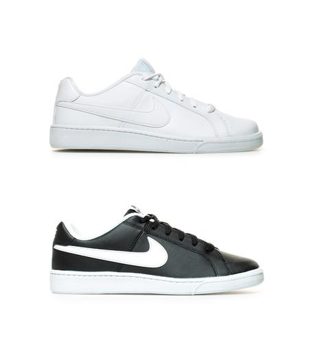Super Week en eBay: zapatillas Nike Court Royale en negro o blanco por 39,99 euros y envío gratis