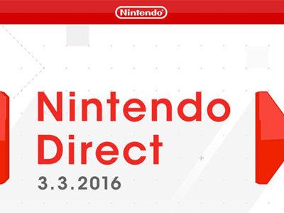 ¡Atención fans de Nintendo! Mañana habrá Nintendo Direct