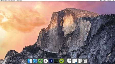 Algunos trucos para el nuevo Dark mode de OS X Yosemite