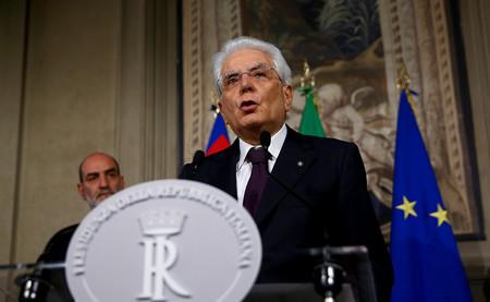 Italia, dispuesta a romperse por dentro por la guerra entre euroescépticos y establishment