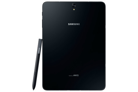Galaxy Tabs3 Back Pen Black Lte
