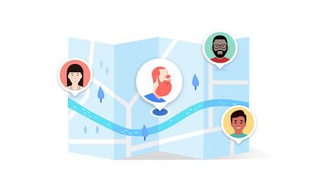 Google Maps para Android: cómo compartir el progreso de tu viaje con tus contactos